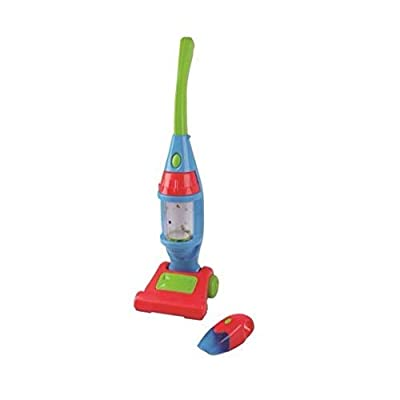 Spark My Light-Up Vacuum Cleaner - Blue, Red & Green: Toys & Games