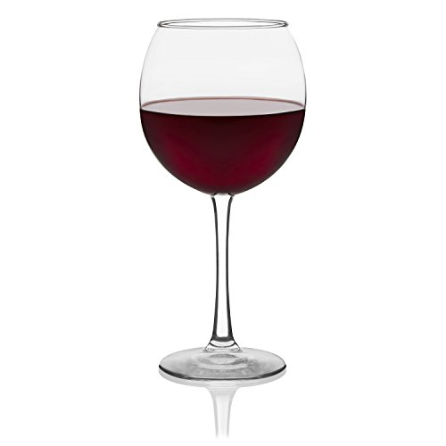 Libbey Vina 6-piece Red Wine Glass Set (Libbey Red Wine Glass)