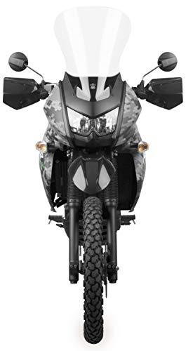 (National Cycle 08-18 Kawasaki KLR650 VStream Windscreen (20.75