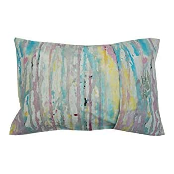 Amazon Com My Pillow Travel Roll N Go Pillow Watercolor