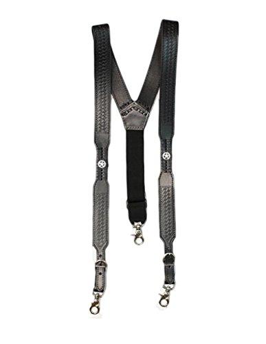 Nocona-Mens-Star-Basket-Leather-Suspender