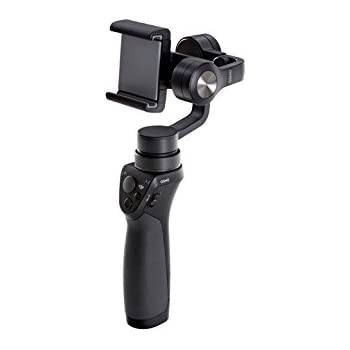 DJI OSMO MOBILE Refurbished Handheld Stabilized Camera Gimbal (Certificated Refurbished)
