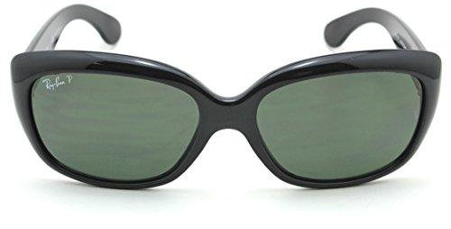 Ray-Ban RB4101 Jackie Ohh Polarized Women Sunglasses 601/58 - 58mm (Ray Bans Jackie Ohh)