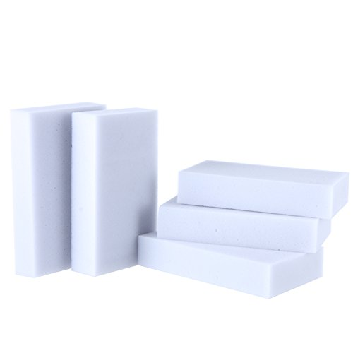 200 Pcs/lot 1006020MM Gray Magic Sponge Eraser Melamine sponge Kitchen Bathroom Clean