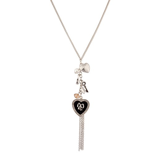 Pave Heart Lock - 6