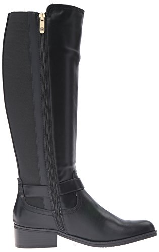 Global Black Equestrian 5 US 6 Tommy Boot Women's Hilfiger Medium 6HqwxpEgXc