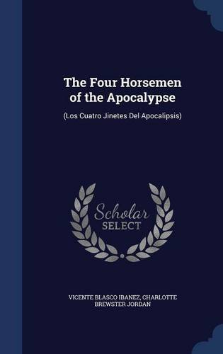 book cover of The Four Horsemen of the Apocalypse