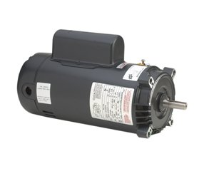A.O. Smith SK1152 1 1/2 HP 115/230 Volt 19.4/9.7 Amps 56C Frame Pool Pump Motor - SK1152