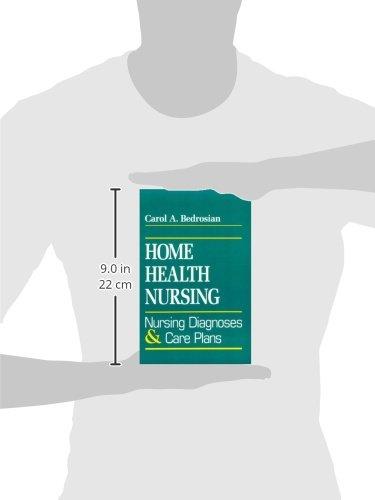 Home Health Nursing: Nursing Diagnosis And Care Plans