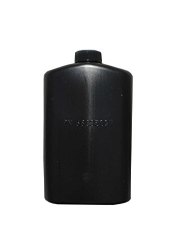 SportFlask by Mt Sun Gear- Fighter Pilot Flask Great for Concerts, Fishing, Skiing, Backpacking, Hiking - 16oz US Military Issue Plastic BPA Free Made in USA(Black) ()