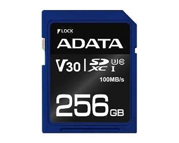 amazon adata technology premier pro sdxc uhs i u3 class 10 r95