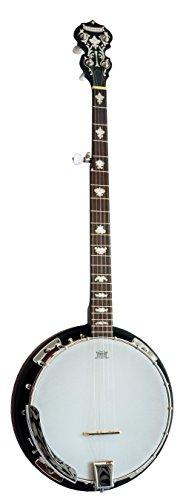 Morgan Monroe RT-B1DX Rocky Top Bingo Deluxe 5 String Resonator (American Deluxe 5 String)