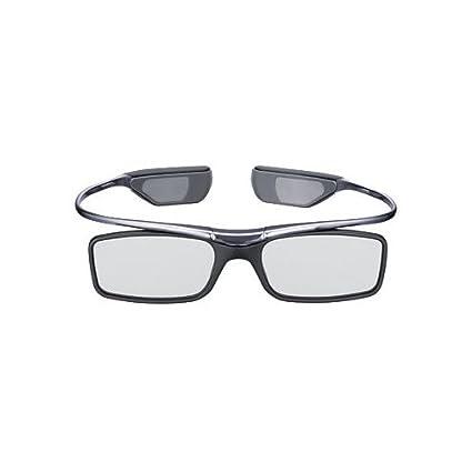 16bd0252de8b Amazon.com: Samsung SSG-3700CR 3D Active Glasses - Black (Compatible with  2011 3D TVs): Electronics