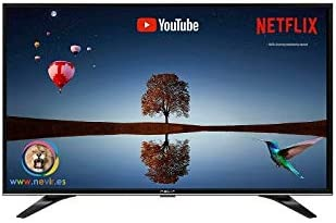 Nevir TV LED NVR-9002-32RD2S-SM SmartTV: BLOCK: Amazon.es: Electrónica