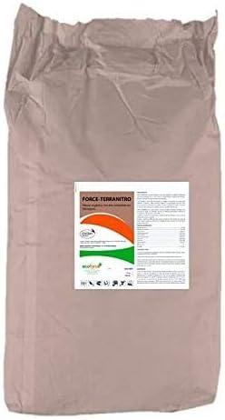 CULTIVERS Harina de sangre de 25 Kg. Abono Ecológico con alto contenido en Nitrógeno, Hierro Hémico y Materia Orgánica. Fertilizante Natural Activador de Crecimiento para Cultivos.: Amazon.es: Jardín