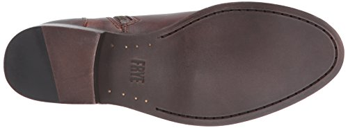 FRYE Melissa Seam Brown Boot Short Women's fr8wpqf