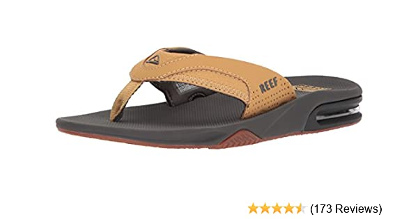 b55f3612a9f9 Amazon.com  Reef Men s Fanning Sandal  Reef  Shoes