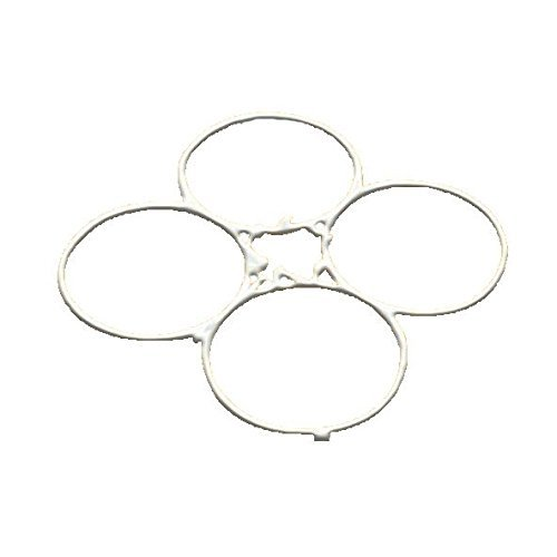 Estes Proto-X Nano Quadcopter Protection Cover Guard Propeller Protector Trainer White H111-10 - FAST FROM Orlando, Florida USA! by HobbyFlip by HobbyFlip