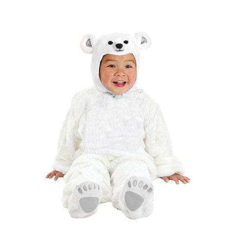Little Polar Bear Toddler Costume]()