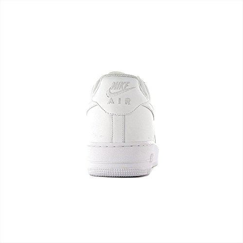 Nike Air Force 1 07, Scarpe da Ginnastica Uomo Nero (White/White 111)