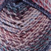 Brett MC38 Marble Chunky Yarn-Bedazzle James C