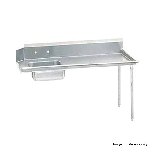 Advance Tabco DTS-S60-84R Dishtable, Soil Straight Design, Right to Left Operation 83