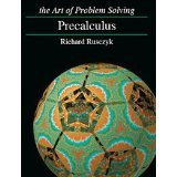 Precalculus Solutions Manual, Naoki Sato and Richard Rusczyk, 1934124176