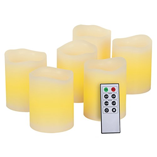battery candles remote - 3
