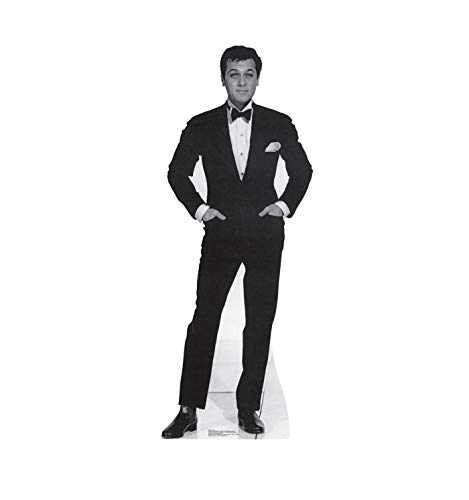 Advanced Graphics Tony Curtis - Black & White - Life Size Cardboard Cutout Standup