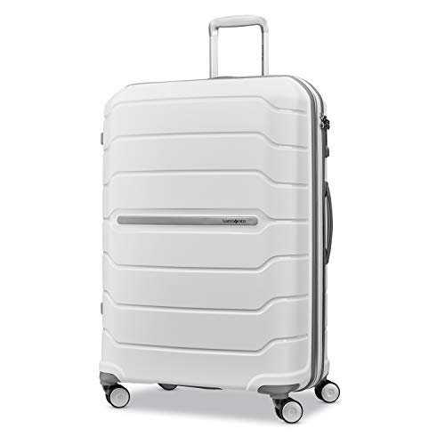 Samsonite Checked-Large, White