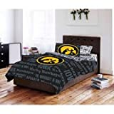 NCAA University of Iowa Bedding Set