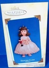 2004 Hallmark DANCING CLARA #9 in the Madame Alexander Series