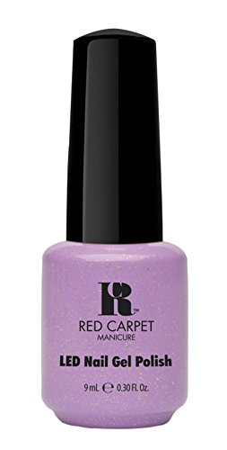 グローブ恐ろしい熱意Red Carpet Manicure - LED Nail Gel Polish - Royal Transformations - 0.3oz / 9ml