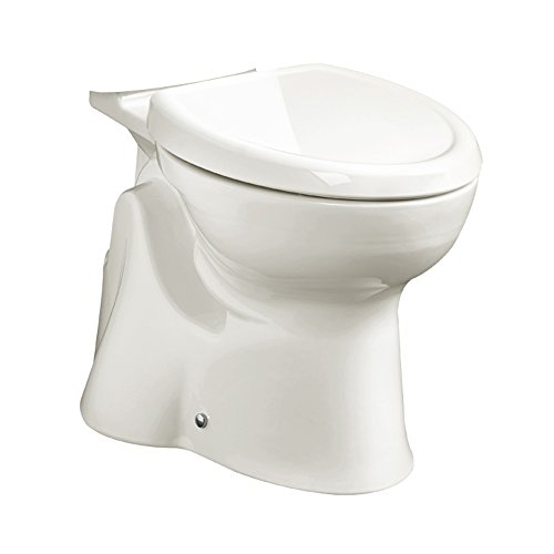 American Standard 3517AG100RS.020 AccessPRO Right Height Elongated Toilet Bowl Right with Seat, White by American Standard