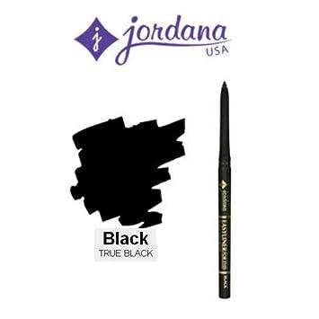 3 Pack Jordana Cosmetics Easyliner for Eyes 08 Blue Devine