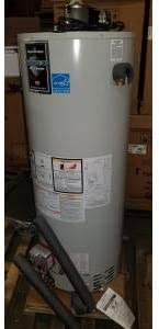 Bradford White D4504S6FSX Water Heater