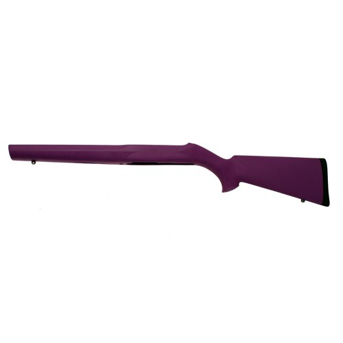 Hogue 22006 10/22 OverMolded Stock, Standard Barrel, Purple by Hogue