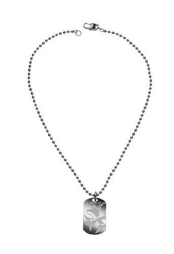 4d50b6f384e4 GUESS 760UMN81004 - Collar de hombre de acero inoxidable  Amazon.es  Joyería