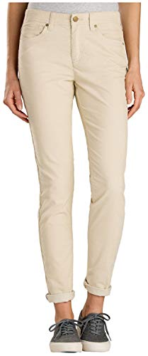 Toad&Co Sybil Slim Cord - Women's Brown Rice 12