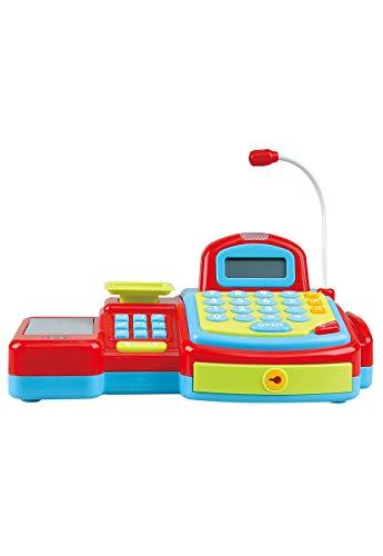 Hamleys Mi Pequeña Caja Registradora - Maisie & Jack Juguete Preescolar para Niños Multi Talla …