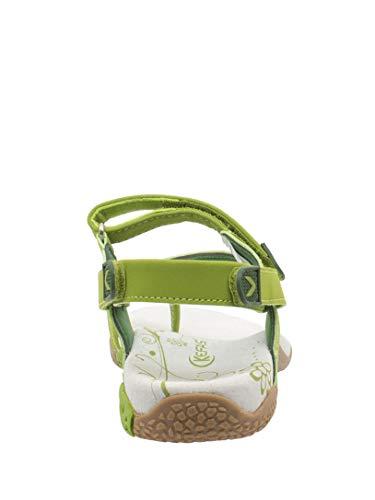 Damen Grün Sandalen Kefas Kefas Damen qwR0EOnx