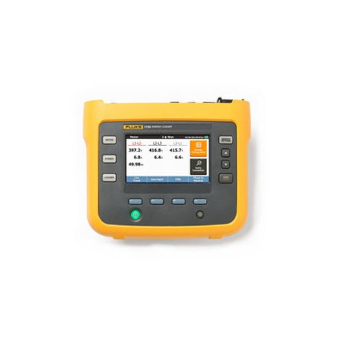 Fluke Portable Energy Logger, US Version (Network Monitor Analyzer)