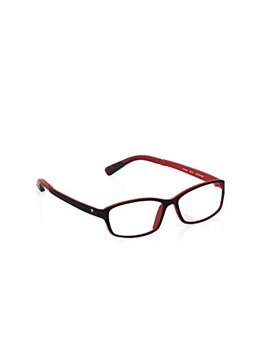 Titan Full Rim Rectangular Men's Spectacle Frame – (T2150B1A1|54)