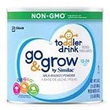 Similac Go and Grow Non Gmo Milk Based Powder, 1.5 Pound -- 4 per case.