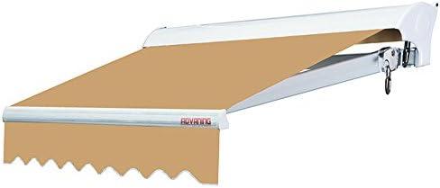ADVANING 16'x10' MOTORIZED Patio Retractable Awning | LUXURY Series | PREMIUM Quality