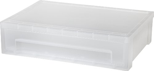 IRIS Large Desktop Stacking Drawer, 6 (Stacking Supply Drawer)