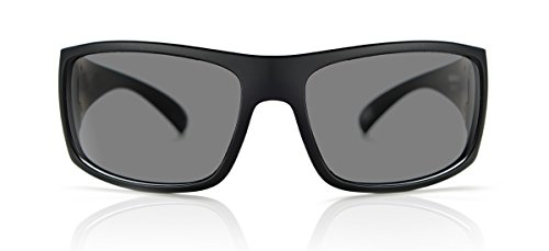 MADSON Magnate Black Matte/Grey Polarized by MADSON