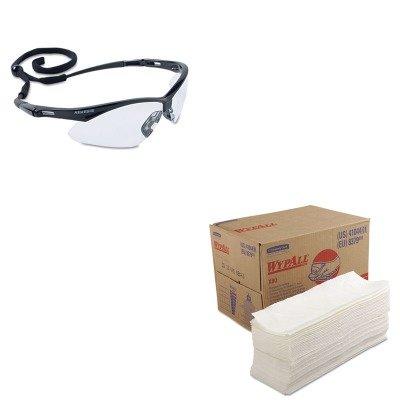 kitkim25676kim41044 – Value Kit – Kimberly Clark WYPALL X80 limpiaparabrisas (kim41044) y Jackson *