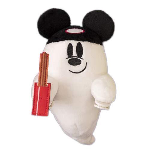[해외]귀신이 미키 (チュロス) 박제 디즈니 할로윈 2019 디즈니 상품 기념품 【 도쿄 디즈니 리조트 한정 】 / Ghost Mickey (Churros) Plush Disney Halloween 2019 Disney Goods Souvenir [Tokyo Disney Resort Limite