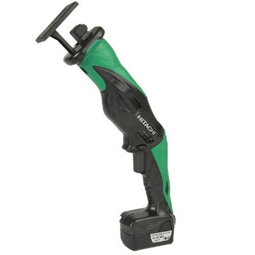 Hitachi CR10DL 10.8-Volt Reciprocating Saw Kit